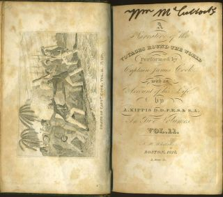 A Narrative of Voyages Round the World Performed by Captain James Cook with an Account of his Life, During the Previous and Intervening Periods.