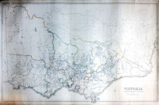 Victoria Mining Districts, Mining Divisions & the Gold Fields. Mining, Victoria