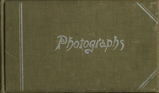 "West Point Class of 1899 ""First Class Camp"" Photographic album. West Point - Photography, Stuart Heintzelman, photographer."