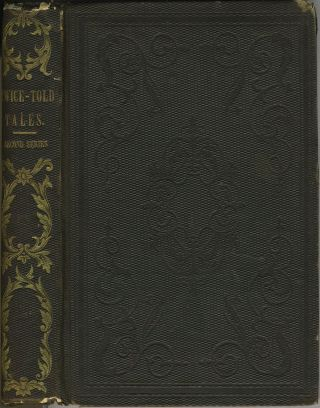 Twice-Told Tales (Vol. II) - Second Series. Nathaniel Hawthorne