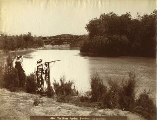 Jerusalem and local village life as portrayed by the American Colony photographers, ca. 1900.