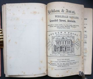 Western Australia Goldfields Guide, compiled by Hussey & Gillingham.