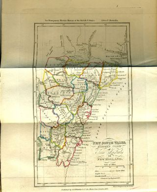 History of Austral-Asia: Comprising New South Wales, Van Diemen's Island, Swan River, South Australia, &c.
