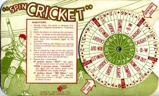 """Spin Cricket"" Childrens, Geographia Ltd."