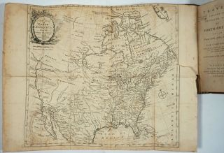 Travels Through the Interior Parts of North America, in the years 1766, 1767, and 1768. With the Carver map relied on by Benjamin Franklin in Treaty of Paris negotiations of the western boundary of the United States.