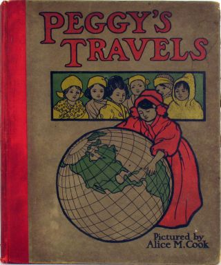 Peggy's Travels. New Zealand, Walter Cook, Alice M. Cook