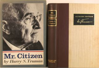 Mr. Citizen. Harry S. Truman