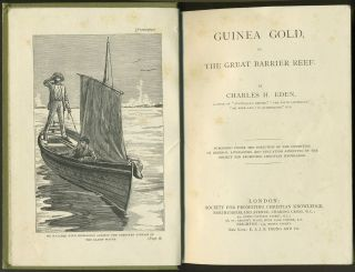 Guinea Gold or the Great Barrier Reef.