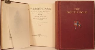 "The South Pole. An Account of the Norwegian Antarctic Expedition in the ""Fram,"" 1910-1912."