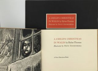 A Child's Christmas in Wales. Dylan Thomas, Fritz Eichenberg