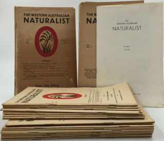 The Western Australian Naturalist [1947-1957, 43 issues].