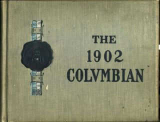 Columbia University year book: The 1902 Columbian