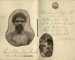 "Australia and New Guinea Photograph Albums by ""The Vagabond"""