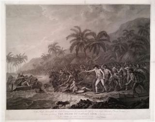 The Death of Captain Cook. To the Right Honourable the Lords Commissioners for executing the...