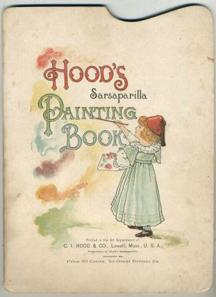 Hood's Sarsaparilla Painting Book