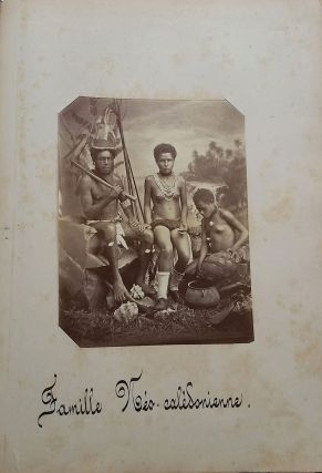 French transportation of Paris Communards to New Caledonia: Photograph Album Noumea & Sydney,...