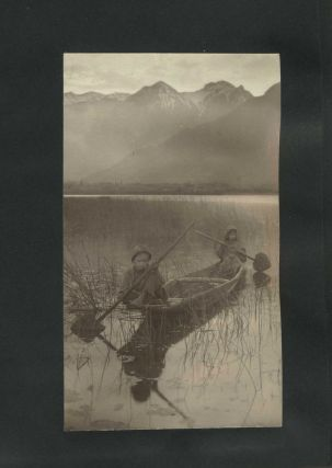 Photographic album of a pre-WWI tour in Europe and India, Kashmir & France, concluding during WWI at Louviciennes.