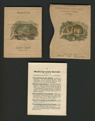 Eight or Nine Wise Words About Letter-Writing [with] Stamp Case, and Slipcase.