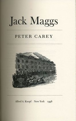 Jack Maggs.