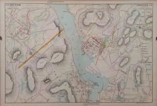 Portion of Putnam County (Village of Cold Spring, West Point & Garrison's Landing), Section 13....