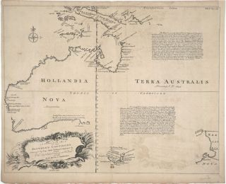 A Complete Map of the Southern Continent. Emanuel Bowen