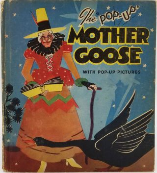 "The ""Pop-Up"" Mother Goose. Children's."