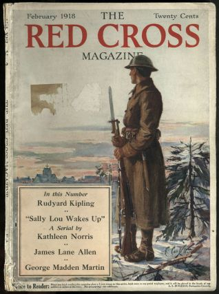 The Red Cross Magazine. Volume XIII, No. 2. February 1918. WWI