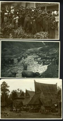 Photographic Archive, 1920s Sumatra, Indonesia. Indonesia, Photography, Theodora Cope, Francis R Jr