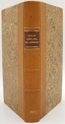 Proceedings of a General Court-Martial, held at Chelsea Hospital... for the Trial of Lieut.-Col....