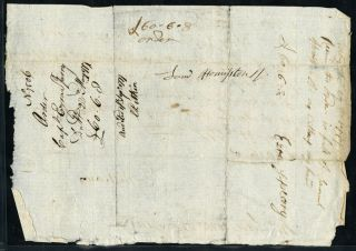 Autograph Revolutionary War Pay Order, signed by Capt. Ezra Speary, Ez. Williams and Jno. Lawrence, Esq. Treas.