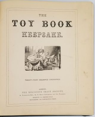 The Toy Book Keepsake.