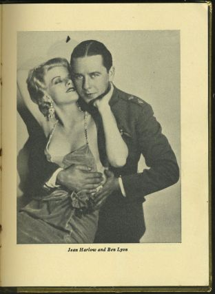 'Hell's Angels' press book [with] DVD. Howard Hughes, Ben Lyon Jean Harlow, James Hall