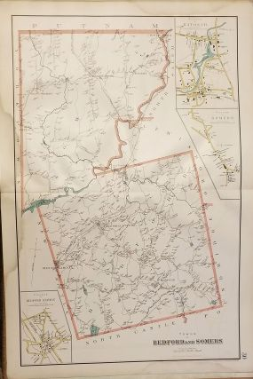 Atlas of Westchester County New York.