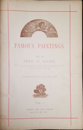 Famous Paintings. Volumes I & II.