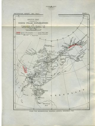 North Polar Exploration: Field Work of the Peary Arctic Club, 1898-1902.