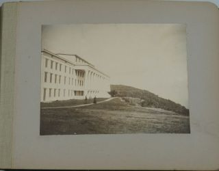 Photograph album of a turn of the century horse & buggy trip through Catskill, Lebanon & Schoharie NY; Manchester & Wilmington VT.