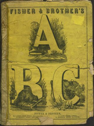Fisher & Brother's ABC. Kangaroo, Childrens