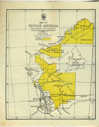 The Mineral Resources of Western Australia.