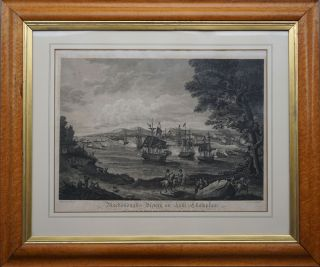 Macdonough's Victory on Lake Champlain and Defeat of the British Army at Plattsburg by Genl. Macomb Septr. 11th 1814. No. 74 South Eighth Street Philadelphia, 4th July 1816.