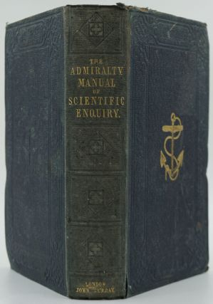'Geology' by Charles Darwin, in 'A Manual of Scientific Enquiry; Prepared for Use of Officers in Her Majesty's Navy; and Travellers in General'.