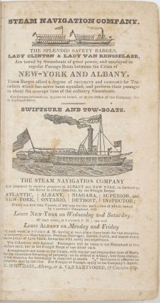 Longworth's American Almanac, New-York Register and City Directory for the Fifty-First Year of American Independence, 1826-7.