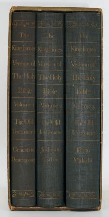 The King James version of the Holy Bible.