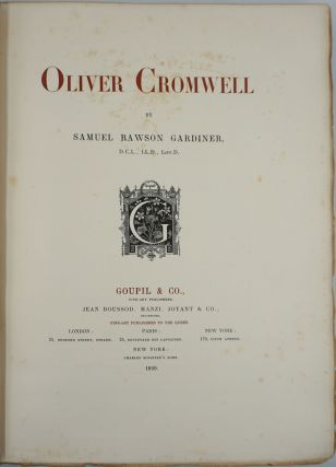 Oliver Cromwell.