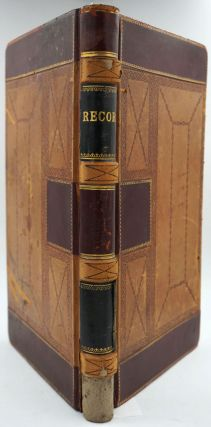 Peekskill Rifle Club. Peekskill NY, 1916 1923. Record book