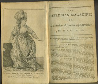 Slavery, in Walker's Hibernian Magazine, or Compendium of Entertaining Knowledge for March 1784