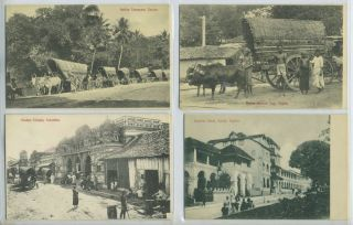 22 Postcards of Ceylon