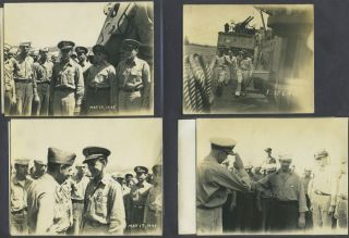USS Bennion, South Pacific W.W.II, 100 real photographs, mostly personnel on board.