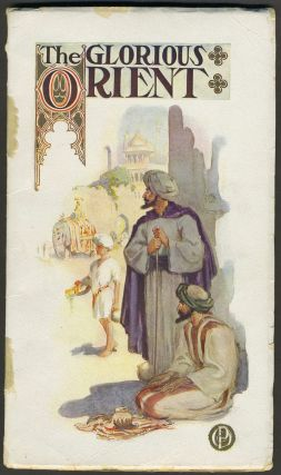 The Glorious Orient; Egypt, The Holy Land, India, Australia, China and Japan. L. J. Garcey