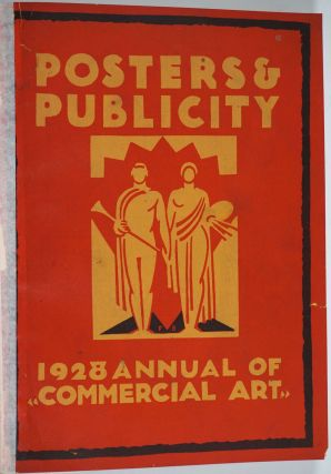 Posters & Publicity, 1928 Annual of Commercial Art