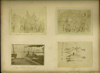 W.W.I British Army Photo Album, Mesopotamian campaign.